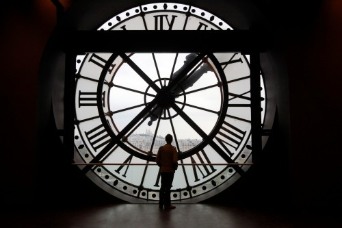 FRANCE-CULTURE-MUSEUM-ORSAY-FILLON