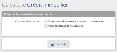 simulateur banque postale crédit immobilier