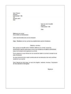 Comment Résilier Un Contrat Auto Pro Modèle De Lettre