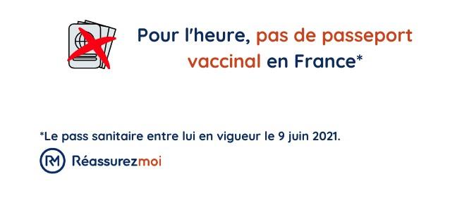 entree en vigueur passeport vaccinal