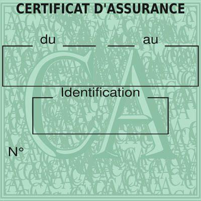 assurance auto obligatoire
