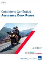 Assurance moto Club 14 - conditions générales - apercu