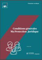 Conditions générales assurance protection juridique AXA