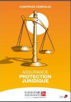 Conditions générales assurance protection juridique BPE