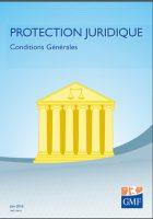 Conditions générales assurance protection juridique GMF