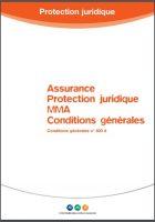 Conditions générales assurance protection juridique MMA